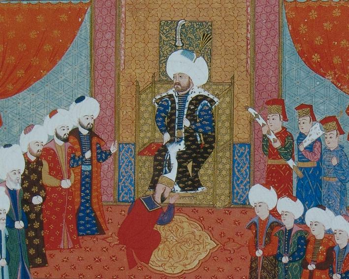 1.fatih sultan mehmed han'ın tahta cikisi