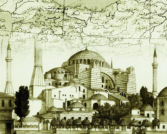 7.eski zamanlarda ayasofya camii