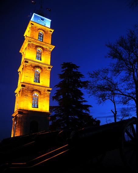 2.bursa saat kulesi