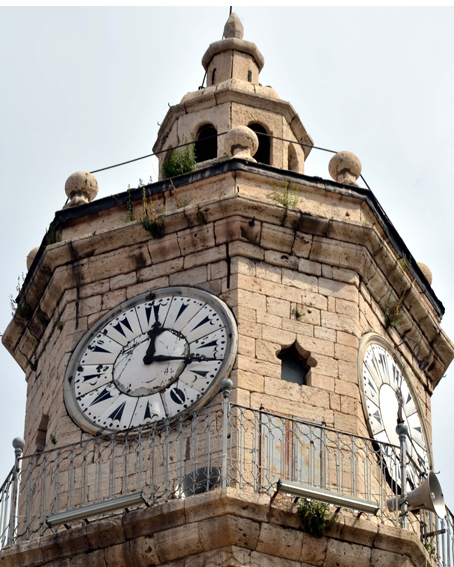 7.tokat saat kulesi