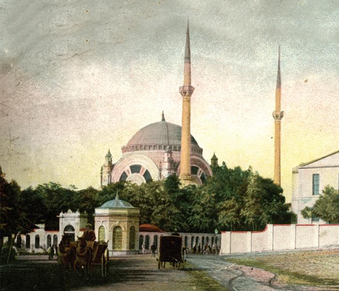Dolmabahçe Camii