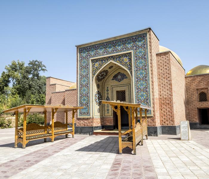 Seyyid Ali Hemedani Turbesi
