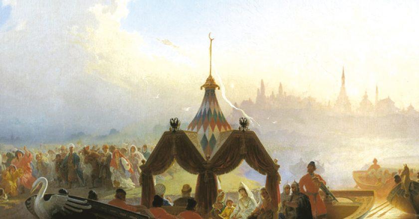 Tatarların Kahraman Anası Süyünbike