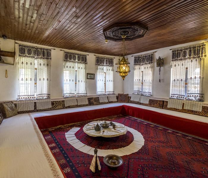Türk evi