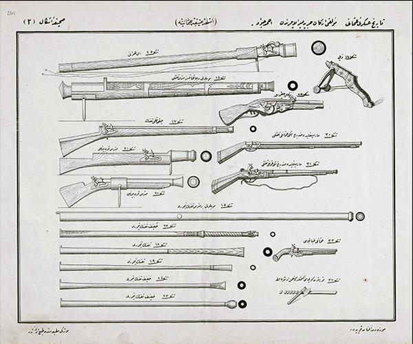 Osmanlı Tüfekleri